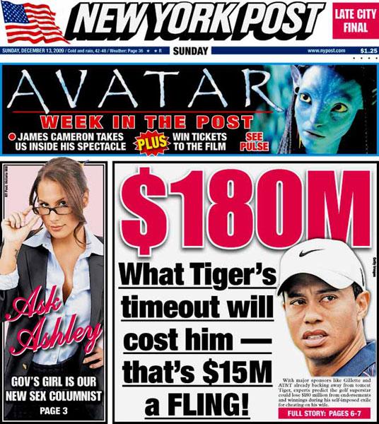 Newsday — December 13, 2009