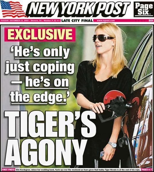 New York Post — December 15, 2009