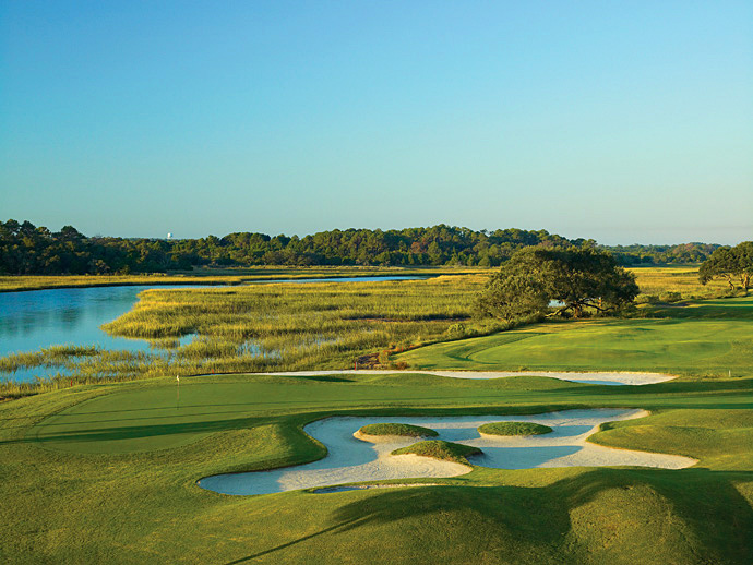 Oak Point Golf Club -- Kiawah Island, S.C.                       kiawahresort.com, 800-576-1570, $85-$147