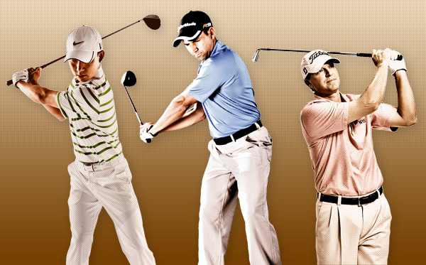 "Ask any teacher if there's ever been a ""perfect"" swing, and you'll get an emphatic ""No!"" Even legendary players such as Bobby Jones, Ben Hogan and Jack Nicklaus had swings with enough idiosyncrasies to fall short of ideal, proving that you can hit hall-of-fame caliber shots with a few swing quirks. Our culture, however, tends to be infatuated with flawlessness, which is why generations of golfers have dug deep into the dirt in the search for perfection. Golf Magazine's Top 100 Teachers have built the picture-perfect swing, position-by-position, using the absolute best motions from today's PGA Tour players."