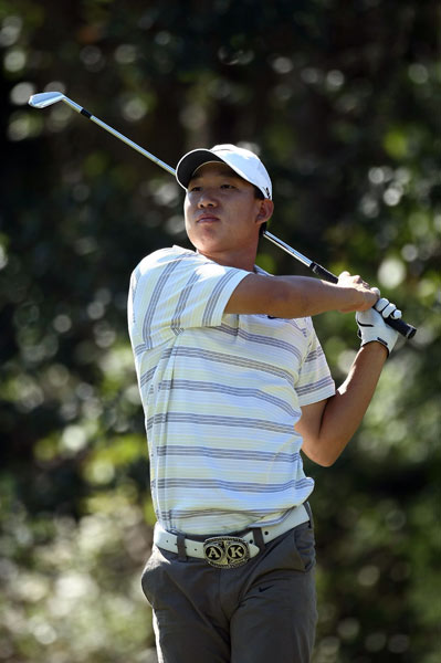 2. Anthony Kim, 22, U.S.                     The Stats: Kim left Oklahoma to turn pro in 2006 and then tied for second in his Tour debut at the Texas Open. He grinded through three stages of Q-school to get his card. The Tour's youngest rookie this year, he's 51st on the money list and third in earnings among first-year players ($1.55 million) behind Brandt Snedeker and John Mallinger. He's ranked 66th in the world, the highest of any player under 25. As a child he slept with a golf club, and his parents put him in front of a TV when golf was on to stop his cries.                      The Skinny: Kim's cocksure attitude (he once criticized a Tour event for not giving him a sponsor's exemption) hasn't made him Mr. Popularity, but it has helped him become a threat to win whenever he tees it up.