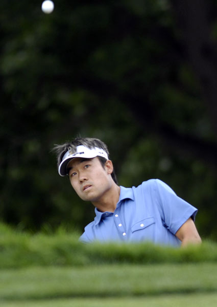 8. Kevin Na, 24, South Korea                       The Stats: Na's family immigrated to the U.S. when he was 8, and he took up golf a year later. After vaulting to the top of the national junior rankings, Na dropped out of high school after his junior year to turn pro. He started his career on the Asian tour in 2002, winning once and finishing fourth in earnings. He earned a Tour card at the 2003 Q-school and had a respectable rookie season, finishing 87th in earnings in '04. In 2006, Na broke his right hand in a car door and missed most of the season, but this season he climbed to 114th on the money list.                       The Skinny: With his health back and one of the Tour's best short games (2nd in scrambling, 1st in putts per round), Na should mature into a regular contender.