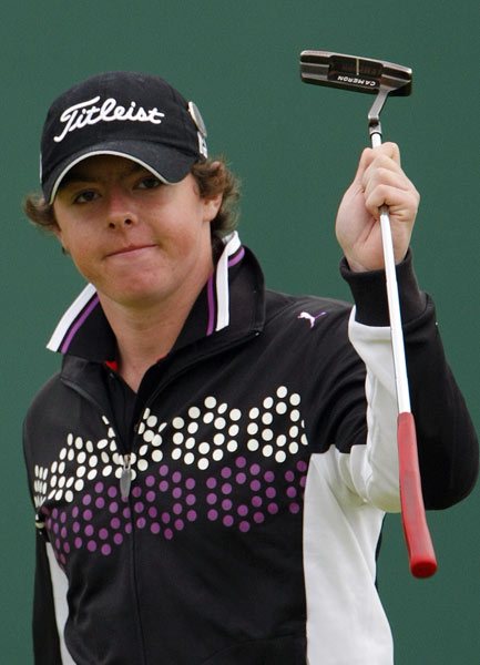 5. Rory McIlroy, 18, Northern Ireland                     The Stats: McIlroy has won virtually every important junior and amateur title in Ireland and Europe, capped by the 2006 European Amateur. He has a knack for going very low, as he showed with an 11-under 61 at Royal Portrush in 2005. His breakout performance came at this summer's British Open, where he was tied for third after a first-round 68 and finished 42nd. In his second European Tour start as a pro, he virtually secured affiliate European Tour membership by finishing third and winning $300,000 at the prestigious Alfred Dunhill Links at St. Andrews. He also tied for fourth at last week's Madrid Open.                     The Skinny: Don't be surprised if McIlroy makes the 2008 European Ryder Cup team and plays a key role for the Euros.