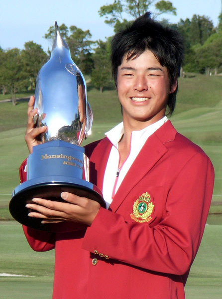 Top 10 Players Under 25                     By Rick Lipsey                                          10. Ryo Ishikawa, 16, Japan                     The Stats: In May, the 15-year-old high school freshman took the Munsingwear KSB Open and became the youngest player to win on the Japanese Tour. (Seve Ballesteros won the Japan Open at 20.) Overnight, Ryo helped rejuvenate the sagging Japanese Tour, which has dwindled to 24 events from 44 in 1990. Every time Ishikawa plays, he attracts a massive media posse, even in America. Indeed, 70 credentials were issued to Japanese reporters to follow him at the Junior Worlds near San Diego this summer.                     The Skinny: So far, Ryo hasn't wilted under the Jordan-esque hype. This summer, the youngster backed up his tour title by taking four amateur events, including the Japan junior.
