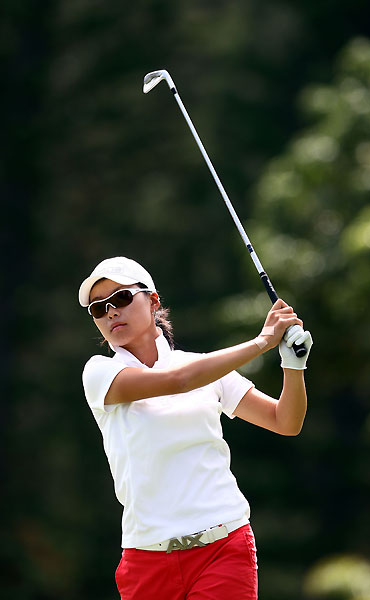 Sun Young Yoo shot a final-round 72 to finish at four under par.