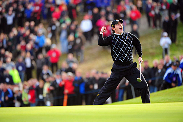 8. Rory McIlroy                       Age: 21  World ranking: 11