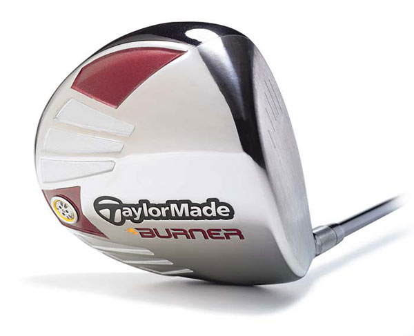 """HOTTEST DRIVER                       TaylorMade Burner/Burner TP                       The hook: """"SuperFast                       Technology"""" reduces club weight                       to 299 grams from an industry                       average of 320 grams, promoting                       faster swing speed. $399,                       taylormadegolf.com"""