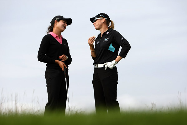 2008 Samsung World Championship: Second Round                       Lorena Ochoa and Annika Sorenstam started the day tied at three under, but the two stars would have two different rounds.