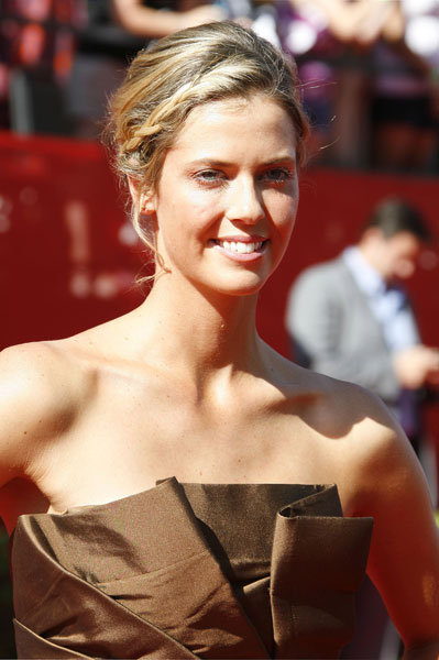 Rawson attended the 2009 ESPY Awards in Los Angeles.