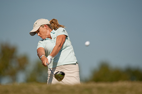 Cristie Kerr pulled away from the pack with an incredible third round.