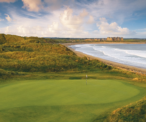 Doonbeg                                              County Clare, Ireland • Return to Dream 18 Special Section                       • The Best Courses in the U.S.                       • The Best Courses in Scotland                       • The Best Courses in Ireland