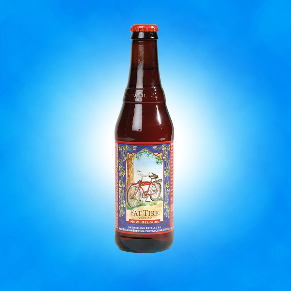 """Fat Tire                     """"Whenever                     I'm out                     West, I                     always                     stock up."""""""