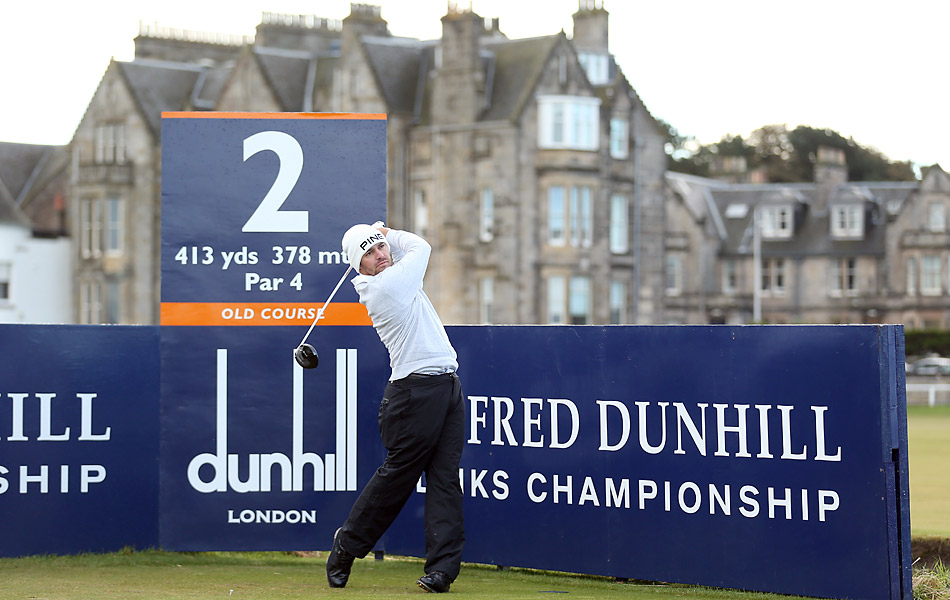 Louis Oosthuizen won the 2010 British Open at St. Andrews by a whopping eight strokes.
