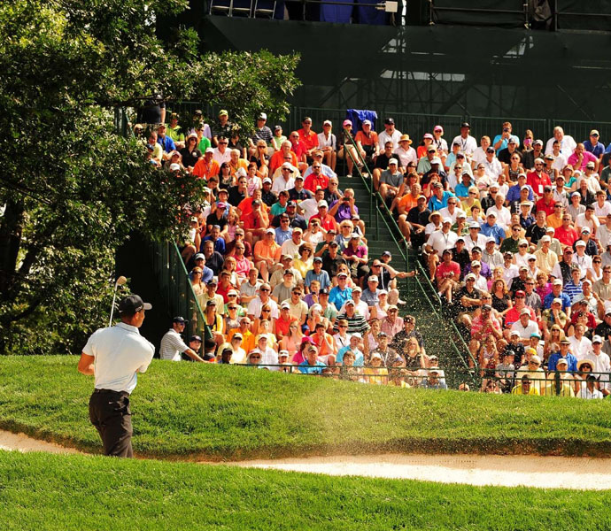 Woods finished T39 the last time the PGA was held at Oak Hill in 2003.