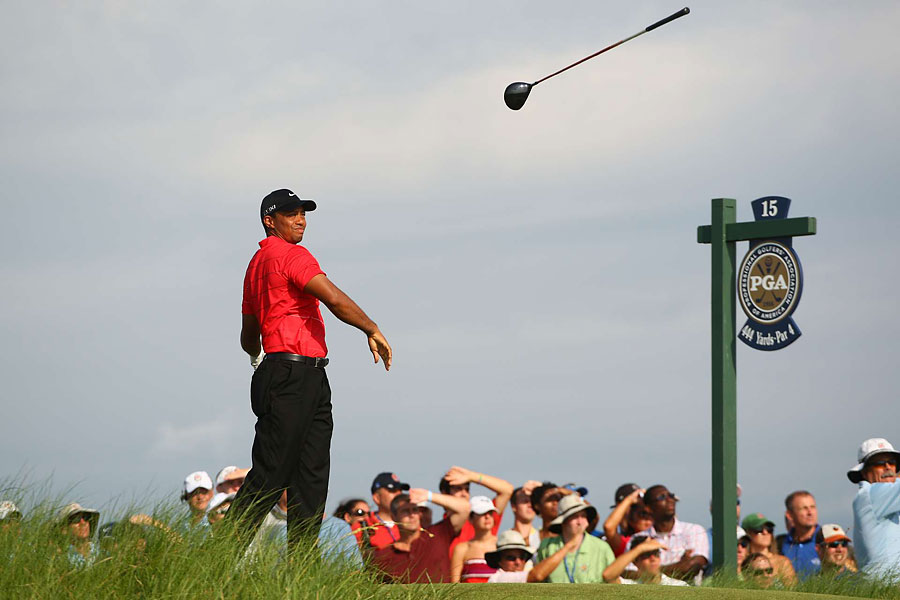 Tiger finished the final round with an even-par 72, and tied for 11th.