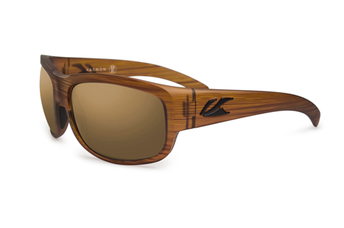 """Kaenon Ozlo ($219; kaenon.com): A larger frame offers ample coverage and sun protection while embedded """"Variflex"""" nose pads provide comfort and slip resistance."""