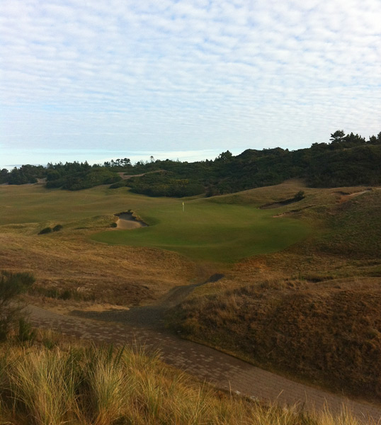 Pacific Dunes -- Bandon, Ore.                       Submitted by Timothy Ross