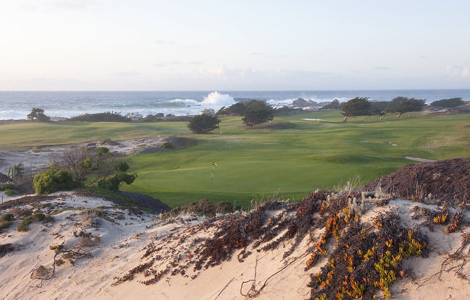 Pacific Grove, Pacific Grove, Calif.: This popular muni is located in a world-class golf neighborhood (Cypress Point and Pebble Beach are just down the road), with a back nine full of sand dunes and wind coming off Monterey Bay.
