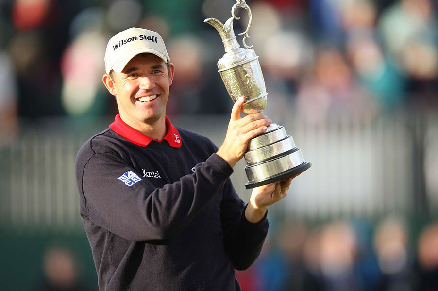 Padraig Harrington, 2007, Carnoustie