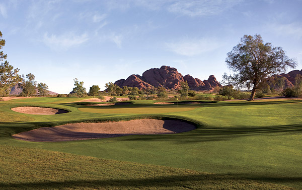Papago Golf Course | Phoenix, Ariz.                     Green fees: $40-$109                     602-275-8428, papagogolfcourse.net