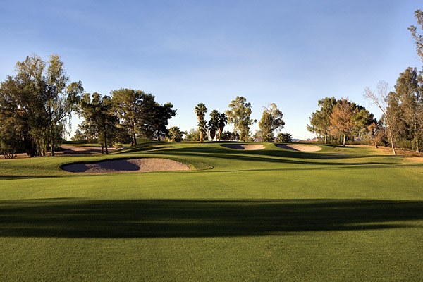 Papago Golf Course Phoenix, ArizonaA U.S. Open in Phoenix? It's a crazy idea, says SI's Gary Van Sickle, but he thinks the renovated Papago Golf Course is worthy. Here's a closer look at the course so you can judge for yourself.No. 5Par 4383 yards