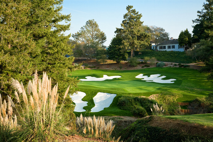 53. Pasatiempo                   Santa Cruz, Calif.More Top 100 Courses in the U.S.: 100-76 75-5150-2625-1