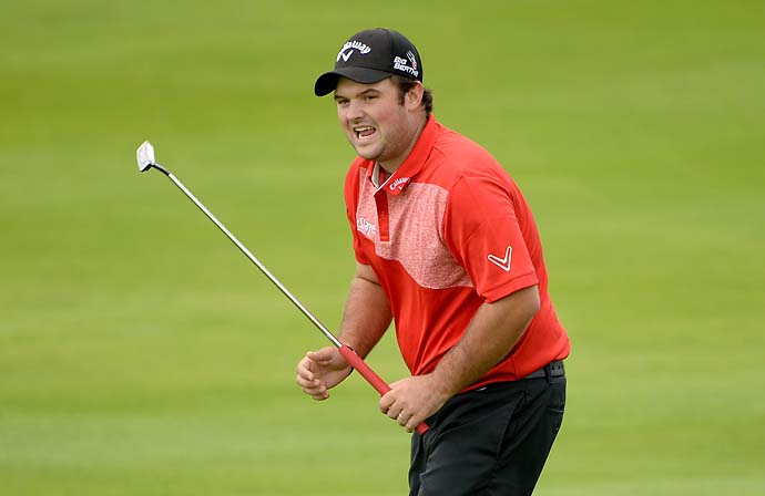 """When I got to the first tee on the first day, to hear the cheers, it was like all the oxygen got sucked out.  It was hard to pull the club back.""                     --Patrick Reed on his first tee shot in the Ryder Cup. Reed was 3-0-1 in the 2014 Ryder Cup."