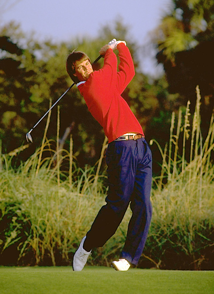 On day two at the 1991 Doral Ryder Open, a TV viewer called in saying Paul Azinger had committed a rules violation the day before. When taking his stance on the edge of a water hazard, Zinger nudged a small rock, thereby moving a loose impediment in a hazard. Normally a two-stroke penalty, Azinger signed an incorrect scorecard, earning him a DQ.