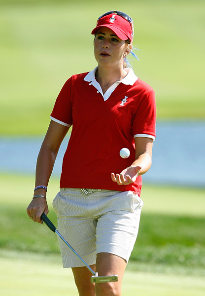 Solheim Cup Record: 5-1-4