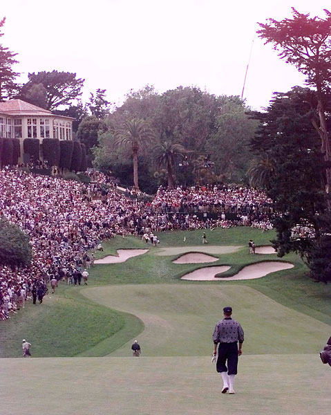 The Olympic Club hosted the U.S. Open again in 1998. Payne Stewart led for more than 60 holes.
