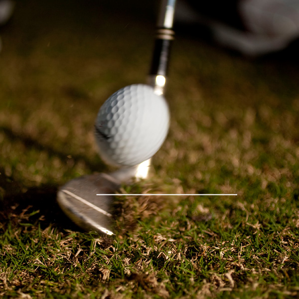 "Spin Factor 1                       SWING QUALITY                       The swing that will give you the maximum possible backspin is one that provides solid and clean ball contact with an accelerating clubhead through impact.                                              SOLID CONTACT                       A solid ""spinner"" swing results in contact on the sweet spot (centered and covering grooves 3 through 6), so the clubhead doesn't wobble and lose control of the ball at impact.                                              ACCELERATION                       Acceleration through impact is essential to grab and move one side of the ball past the other. The greater the speed and acceleration of the clubhead the greater the spin potential of the resulting shot (given clean ball/face contact)."