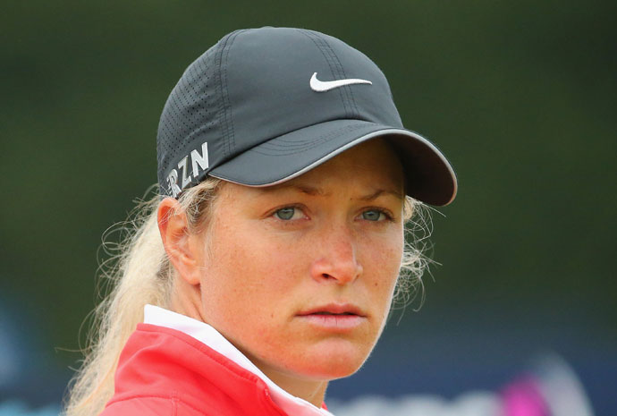 Pettersen is currently No. 4 in the Rolex Rankings.