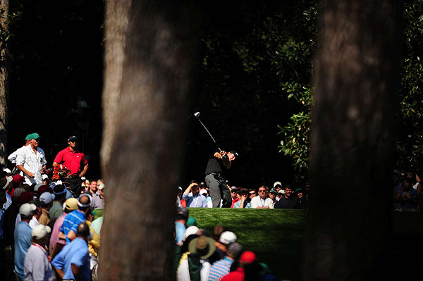 """It was fun to have a chance on the back nine. I think that's what we always want as players,"" Mickelson said."
