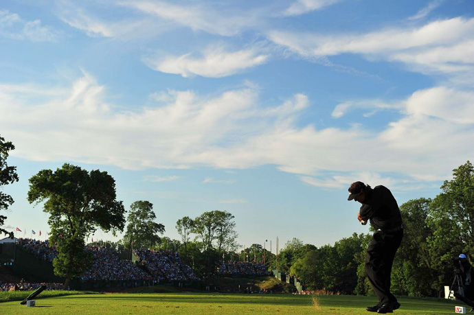 Mickelson finished second at the U.S. Open for the sixth time in his career.