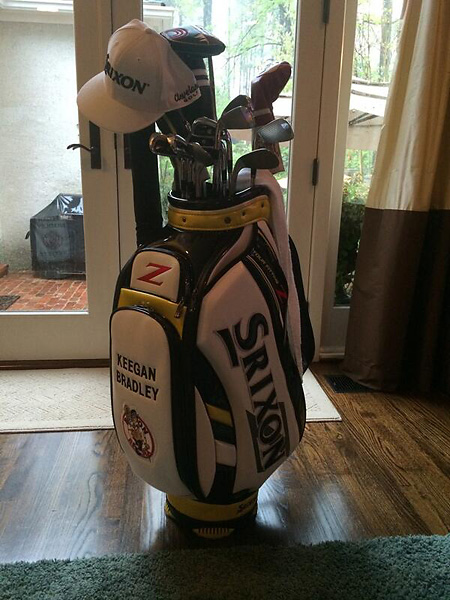 @Keegan_Bradley                       #JourneyToBetter @SrixonGolf