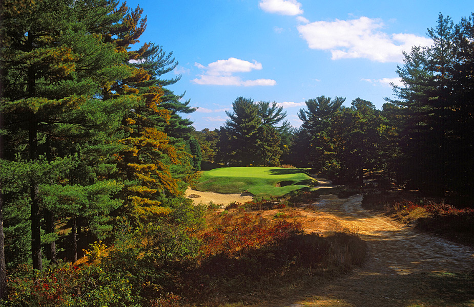 Pine Valley Golf Club -- Pine Valley, N.J.                     Routinely ranked as the finest layout on the planet (currently No. 1 on Golf Magazine's Top 100 Courses in the World), the course sits at the pinnacle of insider prestige. But that's not all that makes it hard to penetrate. Pine Valley members, who number more than 900, are scattered around the world, and their guests are not allowed to play the course without them. To land a tee time, you not only need connections, but you also need to coordinate some very busy schedules.