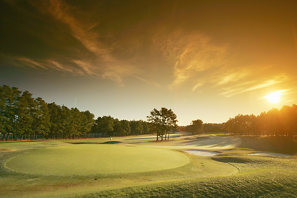 No. 7: Pinehurst Resort (No. 2); Pinehurst, N.C.                       Designer: Donald Ross
