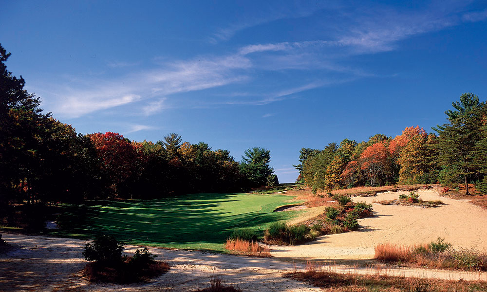 Pine Valley Golf Club -- Pine Valley, N.J.This fantasy pick hosted the 1985 Walker Cup and is home to the annual Crump Cup, an international event that no top amateur turns down. Alas, our top-ranked course in the world has too much sand and scrub to allow for efficient gallery flow, but wouldn't it be awesome to see the game's best tackle the best course in the game?Ranked No. 1 on Golf Magazine's Top 100 Courses in the U.S.
