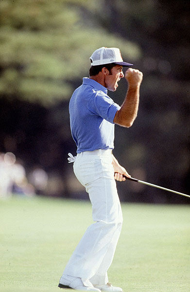 Player birdied seven of the last 10 holes to capture the 1978 Masters.