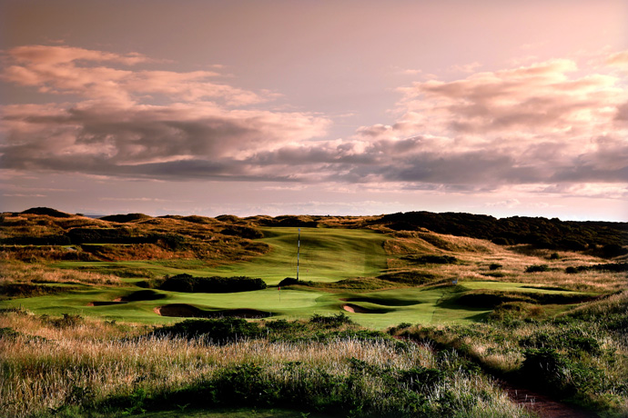 "Royal Portrush, Dunluce (No. 15 on Top 100 Courses in the World): ""I grew up with Portrush on my doorstep. It's potentially good enough to get the Open back.""                     More Top 100 Courses in the World: 100-76 75-5150-2625-1"