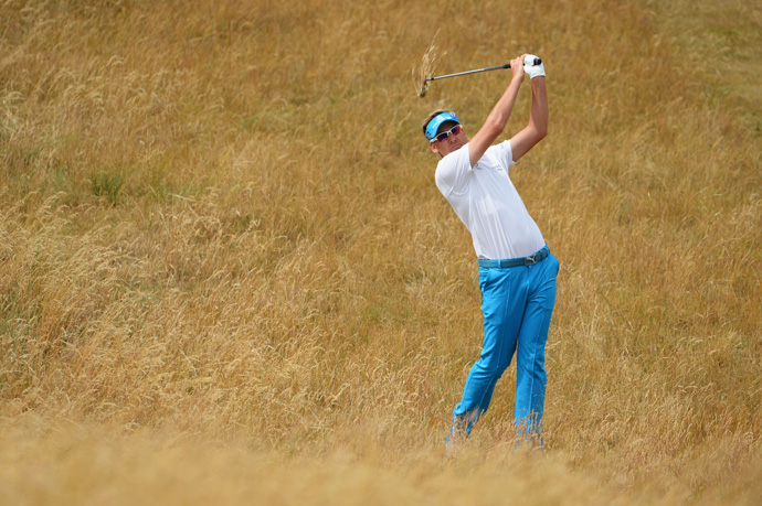 Ian Poulter tied for ninth last year at Royal Lytham & St. Annes.