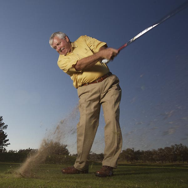How to Practice Like a Tour Player                       John Elliott, GOLF Magazine Top 100 Teacher                                              The problem                       You go through a bucket of range balls like a wave of locusts through a cornfield.                                              Solution                       When you beat balls at a machine-gun pace you're not helping your game much. You need to set up to the ball correctly every time, and also take the time to follow through completely, study your ball flight and landing patterns, and then decompress and get ready for the next shot. In other words, you need to practice like you play.                                              How to do it                       Watch Tour players on the driving range. Most pros follow a six-step procedure that takes them from ball to ball in a deliberate, measured way that mimics how they approach each shot on the golf course. If you mimic that procedure, you're guaranteed to become a better ball striker.