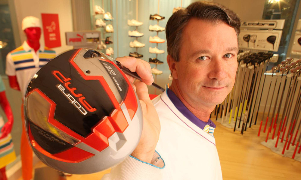 Tom Preece, R&D vice president, Cobra Golf                       With fashion plate Rickie Fowler signed to Cobra, Preece has taken on the task of Rickification (the color coordination of players' equipment and clothing). Now you know whom to credit—or blame—when someone notices that Lexi Thompson's driver head matches her skirt, blouse and cap.