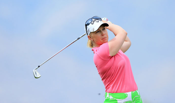 Morgan Pressel, 26, turned pro at age 17 and became the youngest winner of a modern LPGA Championship in history after winning the 2007 Kraft Nabisco Championship.