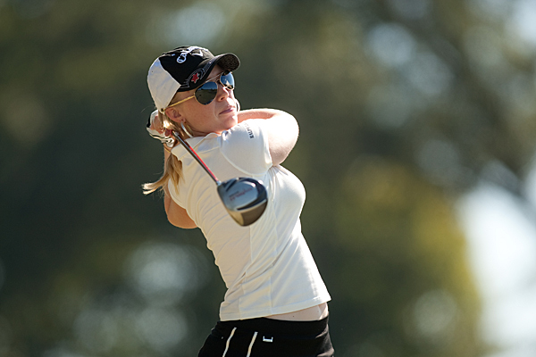 has had an impressive year on the LPGA Tour.