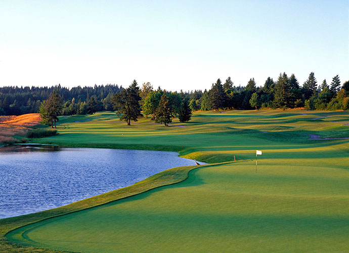 56. Pumpkin Ridge Golf Club (Ghost Creek) North Plains, Ore.; Bob Cupp/John Fought (1992) -- $55-$141, pumpkinridge.com