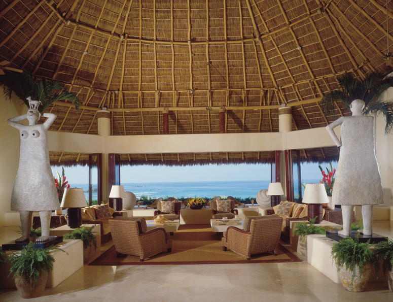 2. Four Seasons Resort Punta Mita -- Nayarit, Mexico -- fourseasons.com/puntamita