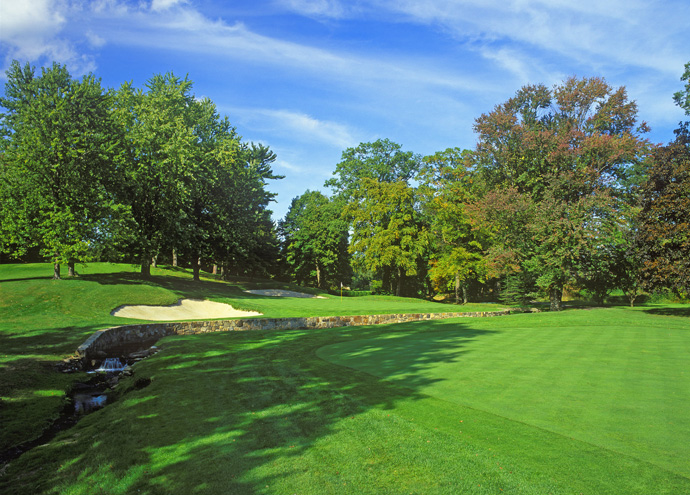 73. Quaker RidgeScarsdale, N.Y.                       More Top 100 Courses in the World: 100-76 75-5150-2625-1