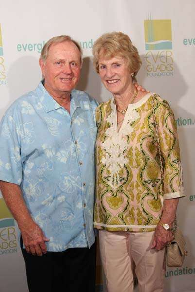 """Jack has never made me a golf widow. He's made me a part of his life.""                     --Barbara Nicklaus on her marriage with Jack Nicklaus."