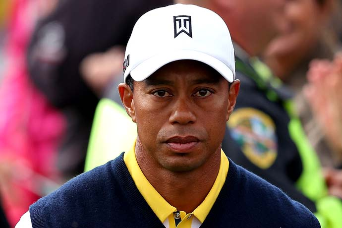 """""""Most of the people that are commentating or analyzing don't understand the game of golf.""""                     --Tiger Woods on criticism of his swing change."""